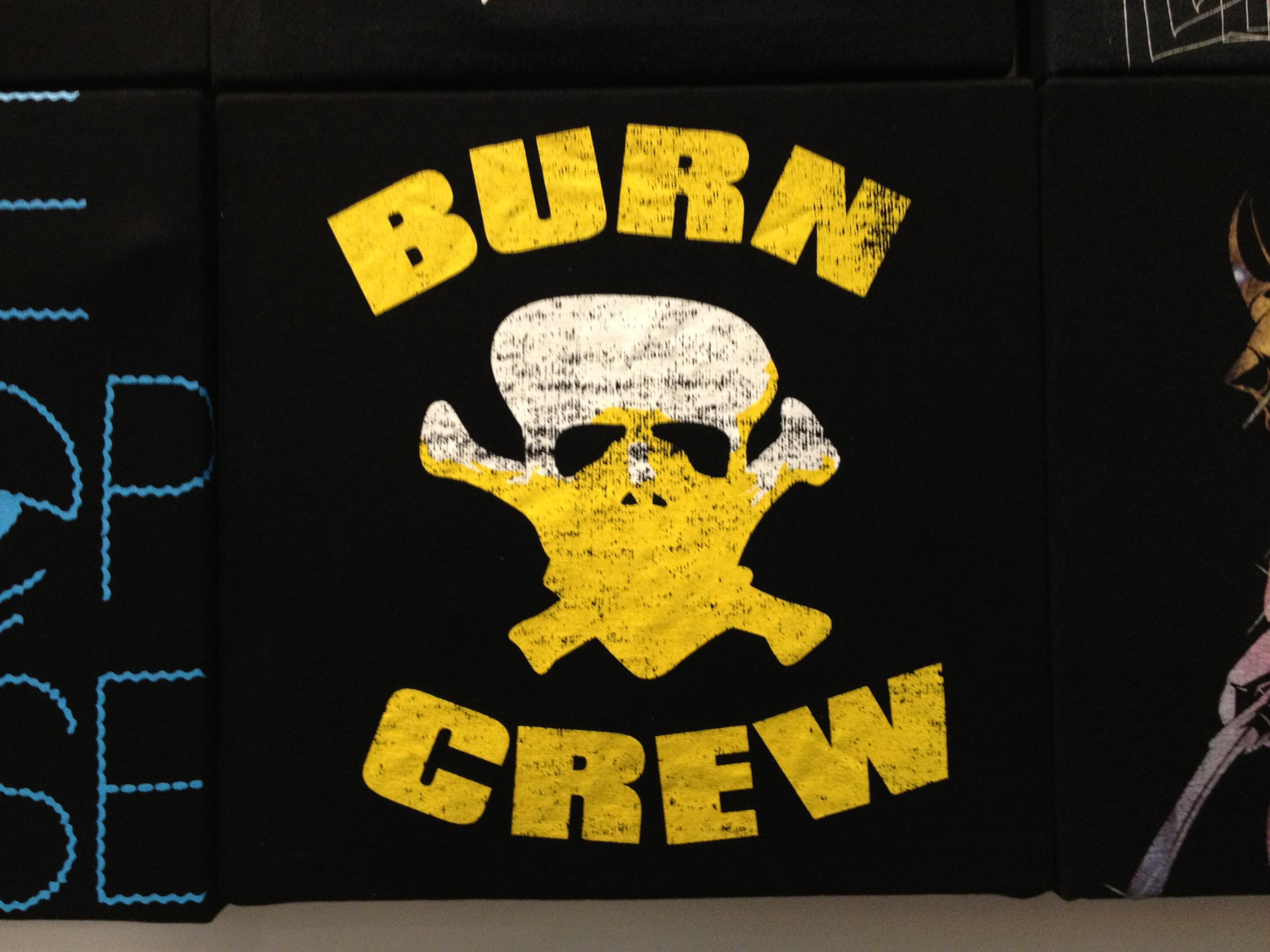 BURN CREW