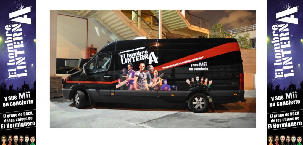 004_banderolas y furgoneta