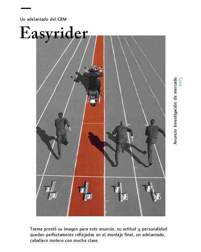 EASYRIDER ONEASY CRM